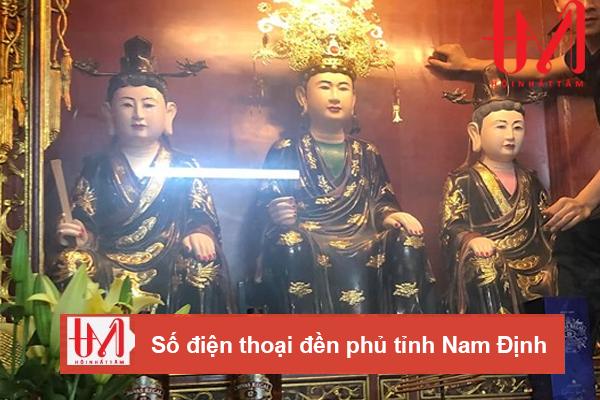 Chua Ba Xuan Nuong Nam Dinh