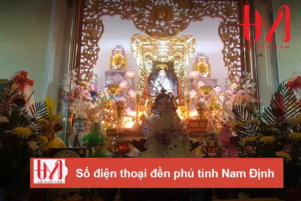 Den Co Bo Nam Dinh