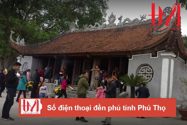 Den Lang Suong Phu Tho