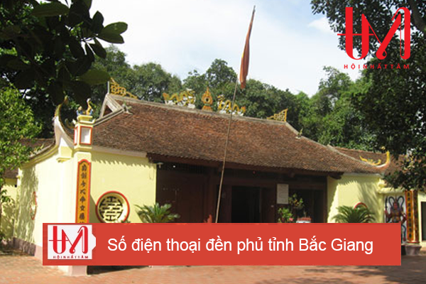 Den Tu Man Bac Giang