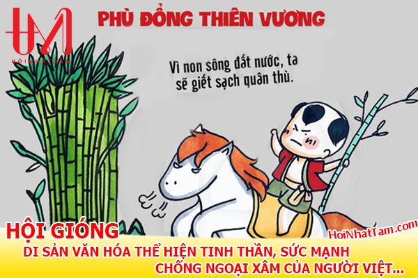 Hoi Giong Di San Van Hoa Cua Nguoi Viet1