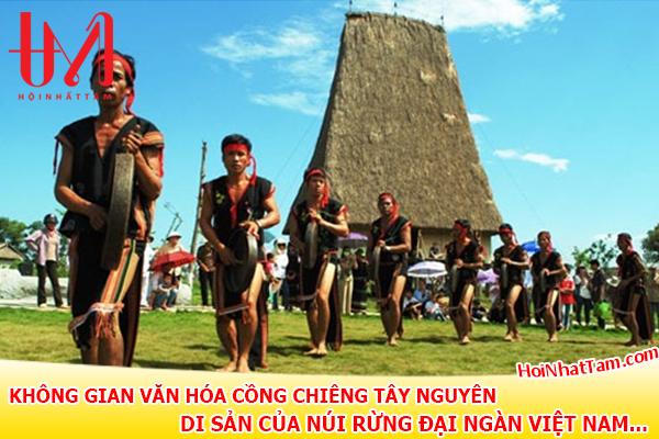 Khong Gian Van Hoa Cong Chieng Tay Nguyen1