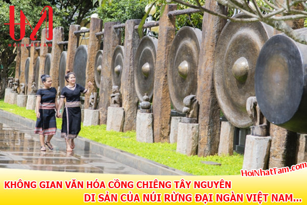 Khong Gian Van Hoa Cong Chieng Tay Nguyen4
