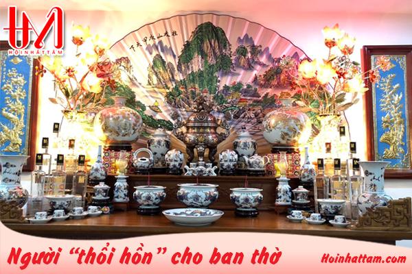 Nguoi Thoi Hon Cho Ban Tho