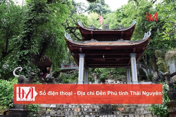 Điện thoại - Địa chỉ các Đền Phủ tỉnh Thái Nguyên