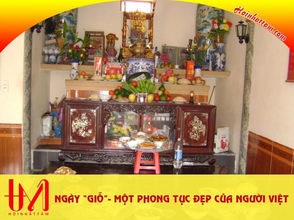 Ngay Gio Mot Phong Tuc Dep Cua Nguoi Viet1